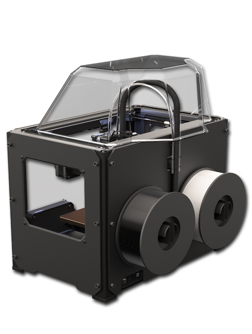 MakerBot 2x 3D printer algemene features -MakerBot Replicator 2X