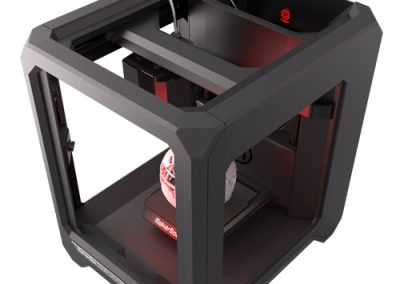 MakerBot Mini 3D printer bovenaanzicht 400x284 -MakerBot Replicator Mini+