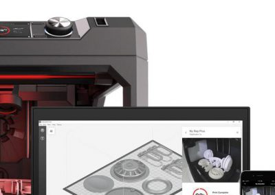 MakerBot ideas in the making 400x284 -MakerBot Replicator+