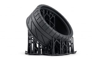 Flexible tire 300x200 -Engineering Resins