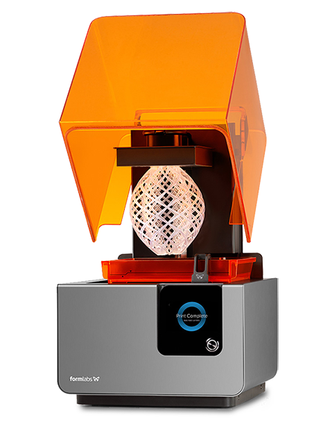 Form 2 desktop 3D printer 2 -Home