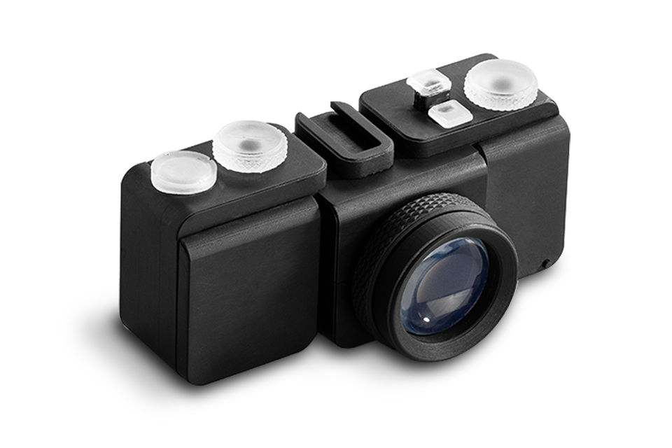 Form 2 standard resins 3dp camera hero 1 -Standard Resins