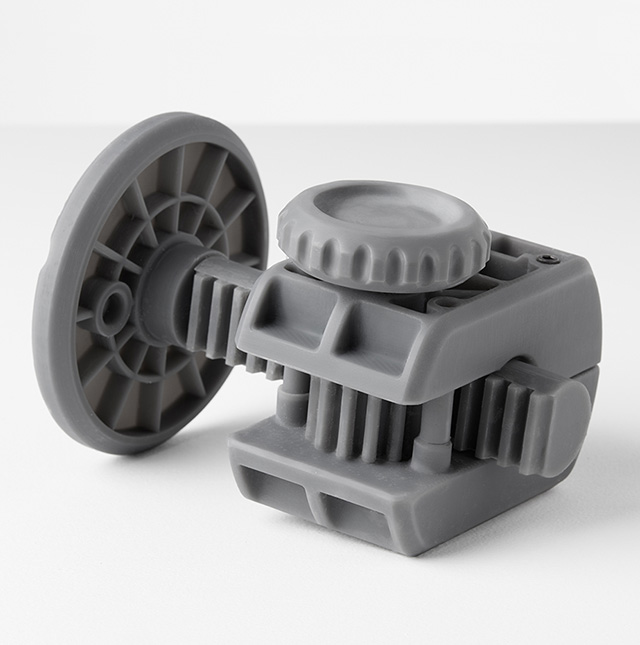Grey Pro Resin Formlabs 1 -Engineering Resins