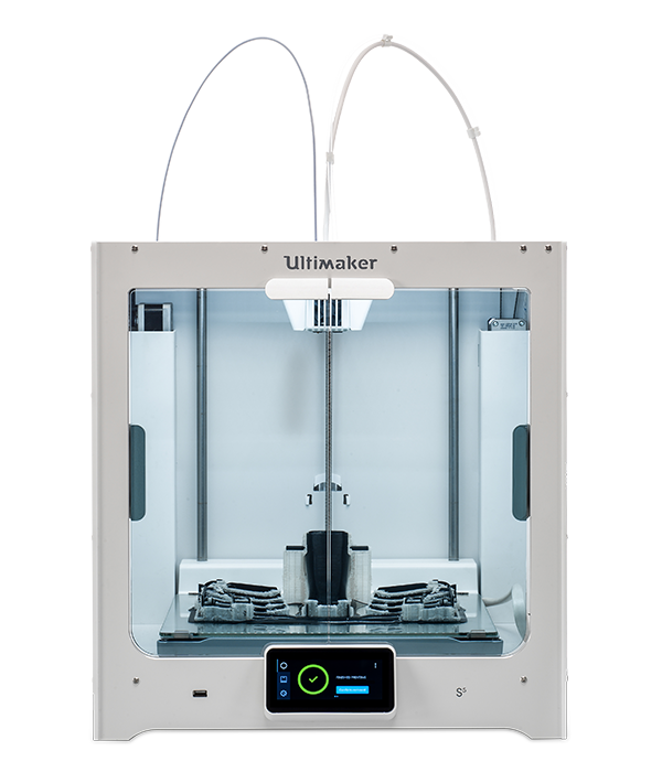 Ultimaker S5 homepage v2 -Home